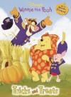 Tricks and Treats (Stickerific) - Walt Disney Company, Jennifer Weinberg, Inc. Alvin & Associates