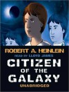 Citizen of the Galaxy (MP3 Book) - Robert A. Heinlein, Lloyd James
