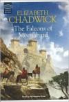 The Falcons of Montabard - Elizabeth Chadwick, Christopher Thomas Scott
