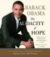 The Audacity Of Hope: Thoughts On Reclaiming The American Dream (Abridged) - Barack Obama