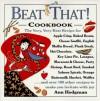 Beat That! Cookbook - Ann Hodgman, Rux Martin, Robin Zingone