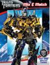 Transformers Dark of the Moon Mix & Match - Reader's Digest Association, David Roe
