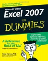 Excel 2007 for Dummies - Greg Harvey