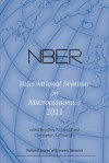 NBER International Seminar on Macroeconomics 2011, Volume 8 - Jeffrey A. Frankel, Christopher A. Pissarides