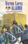 Victor Lopez at the Alamo - James Rice