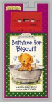 Bathtime for Biscuit Book and Tape [With Cassette] - Alyssa Satin Capucilli, Pat Schories