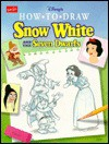 Learn to Draw Snow White and the Seven Dwarfs - Walter Foster
