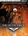 Zone of the Enders(tm): The 2nd Runner Official Strategy Guide (Official Strategy Guides (Bradygames)) - Tim Bogenn, BradyGames