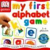 DK Games: My First Alphabet Game - NOT A BOOK