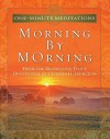 365 One-Minute Meditations From Morning By Morning - Charles H. Spurgeon