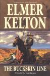 The Buckskin Line - Elmer Kelton