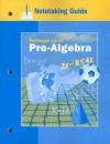 Notetaking Guide: Pre-Algebra - McDougal Littell
