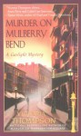 Murder on Mulberry Bend - Victoria Thompson