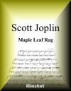JOPLIN MAPLE LEAF RAG FOR PIANO SOLO (Japanese Edition) - Scott Joplin, Rimshot