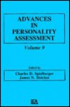 Advances in Personality Assessment: Volume 1 - James N. Butcher