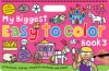 My Biggest Easy to Color Book 3 - Roger Priddy