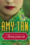 The Valley of Amazement Intl - Amy Tan