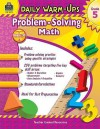 Daily Warm-Ups: Problem Solving Math Grade 5 (Daily Warm-Ups: Word Problems) - Robert W. Smith