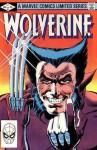 Wolverine Vol 1 #1 - Chris Claremont, Frank Miller, Josef Rubinstein, Glynis Wein