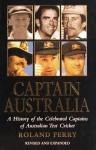 Captain Australia - Roland Perry
