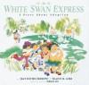 The White Swan Express: A Story About Adoption - Elaine M. Aoki, Elaine M. Aoki, Meilo So