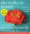 She Walks in Beauty - Caroline Kennedy
