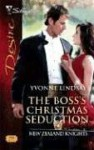 The Boss's Christmas Seduction (New Zealand Knights, #1) - Yvonne Lindsay