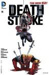 Deathstroke (2011- ) #18 - Justin Jordan, Edgar Salazar