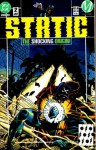 Static #2 - Robert L. Washington III, Dwayne McDuffie, John Paul Leon, Steve Mitchell