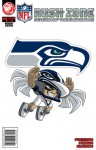 NFL Rush Zone: Season Of The Guardians #1 - Seattle Seahawks Cover - Kevin Freeman, M. Goodwin