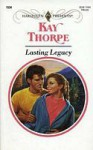 Lasting Legacy (Harlequin Presents, #1534) - Kay Thorpe
