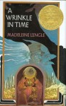 A Wrinkle in Time (Time, #1) - Madeleine L'Engle