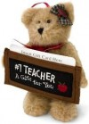 Boyd's Teacher Mini Gift Bear with Gift Card Holder - Boyds Bears