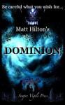 Dominion - Matt Hilton