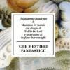 Che Mestieri Fantastici! - Il Quaderno Quadrone - Massimo De Nardo, Tullio Pericoli, Stefano Bartezzaghi