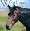 What Horses Teach Us: Life's Lessons Learned from Our Equine Friends - Glenn Dromgoole