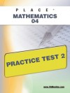 PLACE Mathematics 04 Practice Test 2 - Sharon Wynne