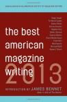 The Best American Magazine Writing 2013 - American Society of Magazine Editors