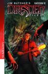 Jim Butcher's the Dresden Files: War Cry #2 - Mark Powers, Jim Butcher