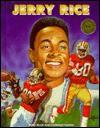Jerry Rice (NFL)(Oop) - Corinne J. Nadan, Rose Blue, Corinne J. Nadan
