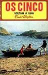 Os Cinco voltam à Ilha (Os Cinco, #3) - Enid Blyton, Fernando Teles de Castro