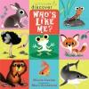 Who's Like Me? - Nicola Davies