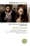 Gender Studies - Frederic P. Miller, Agnes F. Vandome, John McBrewster