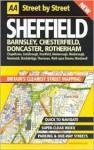 Sheffield (AA Street by Street) - Automobile Association of Great Britain, A.A. Publishing