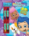 Bubble Guppies Copy Colouring - Nickelodeon