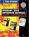 Windows 2000 Enterprise Network Training and Administration Kit [With DVD CDROM] - Syngress Media, Thomas W. Shinder, Syngress Publishing