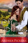 The Major's Mistake (Scandalous Secrets Series, Book 3) - Andrea Pickens