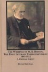 The Writings of W.H. Hudson, The First Literary Environmentalist, 1841-1922 - Dennis Shrubsall, Pierre Coustillas