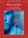 Black and Blue (MP3 Book) - Anna Quindlen, Ruth Ann Phimister