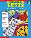 Scholastic Success With: Tests: Reading Workbook: Grade 2 (Scholastic Success with Workbooks: Tests Reading) - Terry Cooper